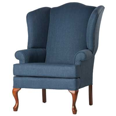 Crawford Wingback Chairby Comfort Pointe - Wayfair