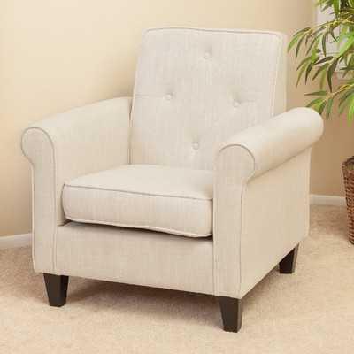 Marshall Tufted Upholstered Lounge Chair - Wayfair