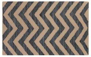 Alistar Cotton Rug - One Kings Lane