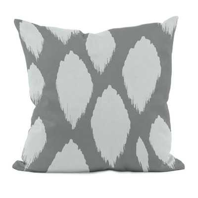 Abstract Decorative Throw Pillow - Wayfair