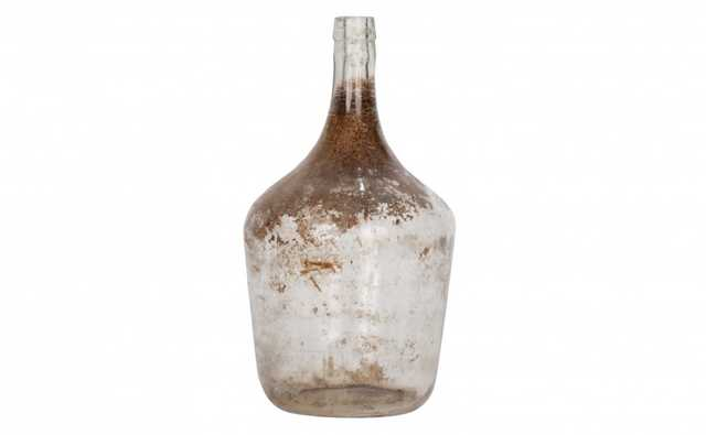 VINTAGE DEMIJOHN BOTTLE - MEDIUM - Jayson Home