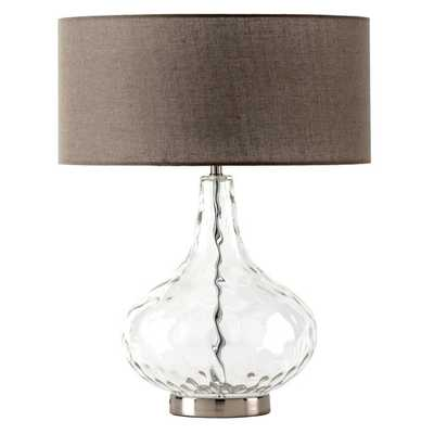 Drew Table Lamp with Drum Shade - AllModern