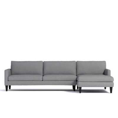 Formosa 2pc Sectional Sofa (chaise on the left) - Apt2B