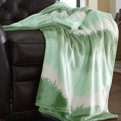 Ombre Oversized Luxury Throw - AllModern
