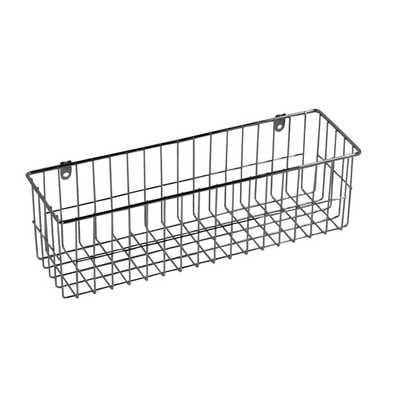 More Inside Medium Wire Basket - Overstock