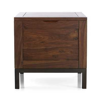 Tucker Side Trunk - Crate and Barrel