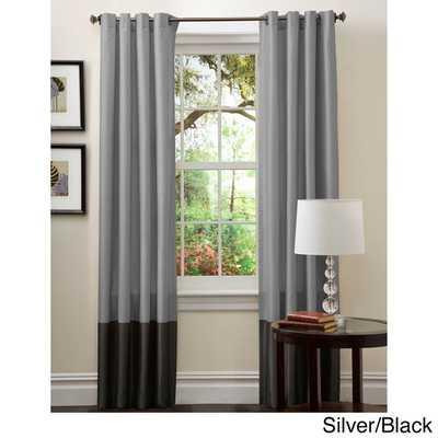Lush Decor 84 inch Prima Curtain Panel Pair - Overstock