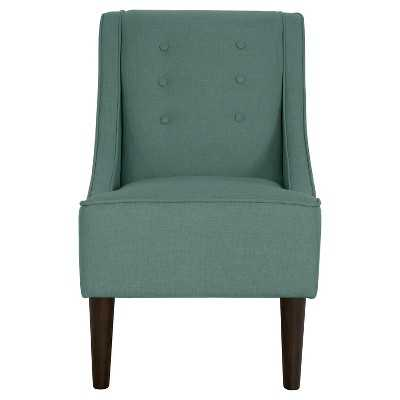 "Swoop Arm Chair - Turquoise - Thresholdâ""¢ - Target"