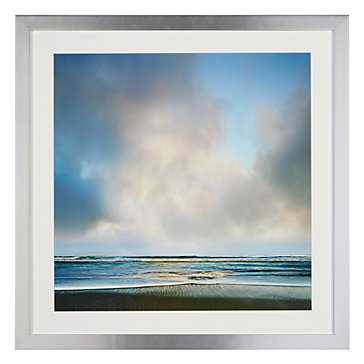 Things You Said - 34.75''W x 34.75''H   - framed - Z Gallerie