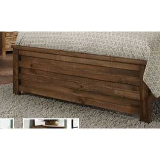 Melrose Panel Bed - Wayfair