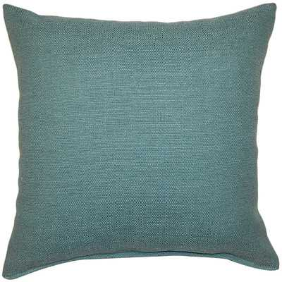 "Grandstand Throw Pillow- 17""-Turquoise- Insert included - Wayfair"