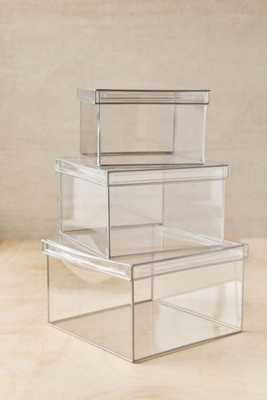 Looker Storage Box - medium - Urban Outfitters