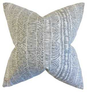 Global Lines Pillow - One Kings Lane