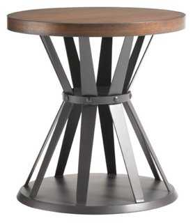 """Profile 25"""" Round Side Table - One Kings Lane"""