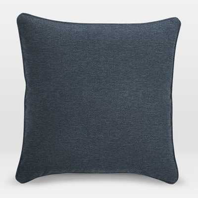 Upholstery Fabric Pillow Cover - West Elm