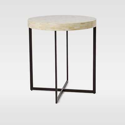 Bone Side Table - Large - West Elm