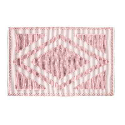 Pink Diamond in the Rug - Land of Nod