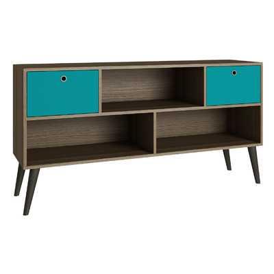 Accentuations Modern Uppsala TV Stand 1.0by Manhattan Comfort - Wayfair