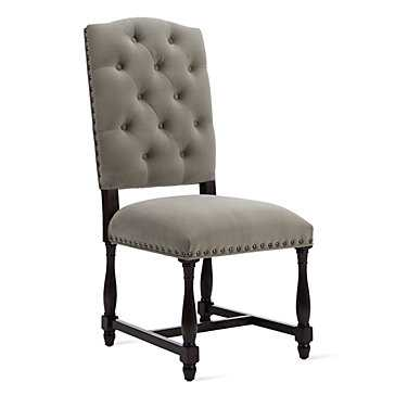 Montecito Tufted Side Chair - Z Gallerie