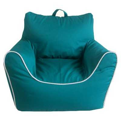 "Circoâ""¢ Bean Bag Chair with Piping - Target"