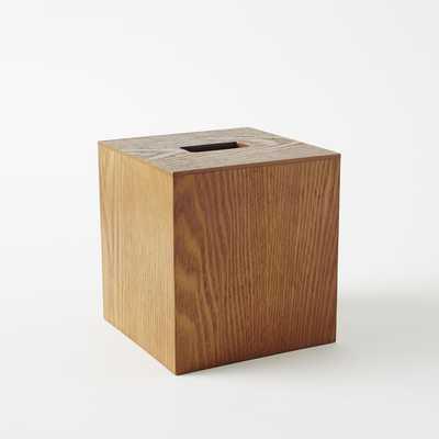 Loft Bath Accessories - Tissue Box - West Elm