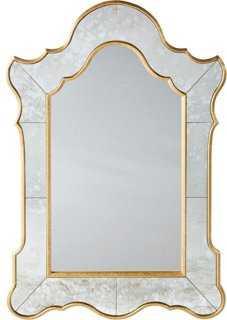 Mandra Oversize Mirror - One Kings Lane