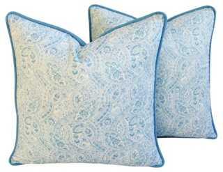 Ralph Lauren Bridgehampton Pillows, Pr - One Kings Lane
