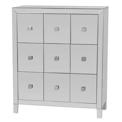 Reflections 9 Drawer Cabinet - Wayfair