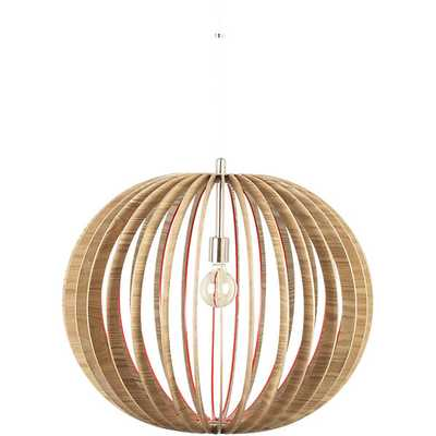 Peel pendant light - CB2