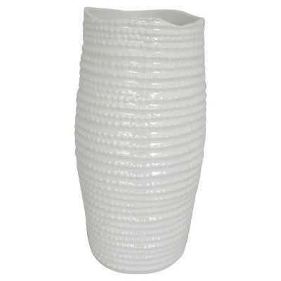 Large Pearlescent Vase - Target