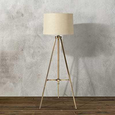 CLARENCE FLOOR LAMP - Arhaus