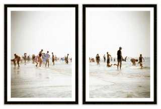 Thom Filicia, Warm Memories V Diptych - Set of 2 - One Kings Lane