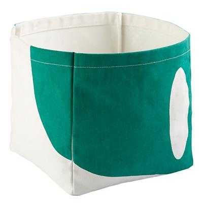 Color Pop Cube Bin - Land of Nod