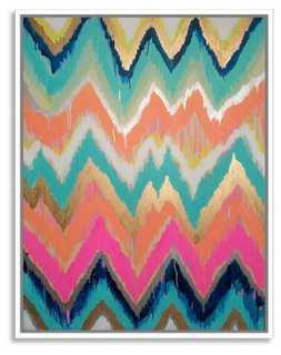 Jennifer Moreman, Smitten  19x24, framed - One Kings Lane