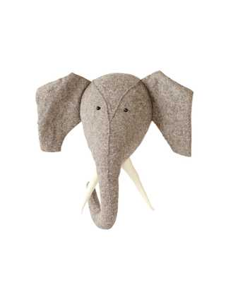 Mounted Elephant - Serena and Lily