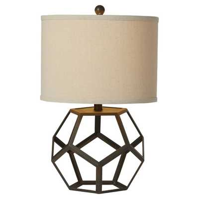 Creek Classics Table Lamp with Drum Shade - AllModern