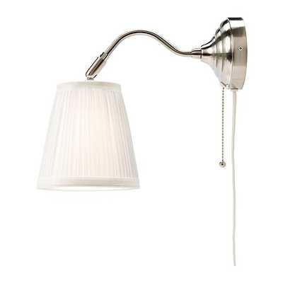 Share  Ã…RSTID Wall lamp - Ikea