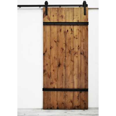 Drawbridge Barn Doorby Dogberry Collections - Wayfair