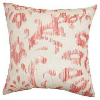 Ignace  Cotton Pillow - One Kings Lane