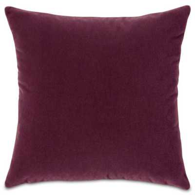 "Bach Meritage 27""x27"" Decorative Pillow - Domino"