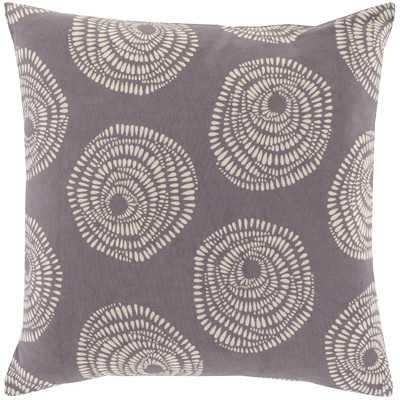 Cotton Throw Pillow - insert included - Wayfair