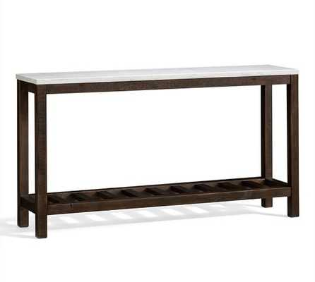 CONNOR CONSOLE TABLE - MARBLE - Pottery Barn