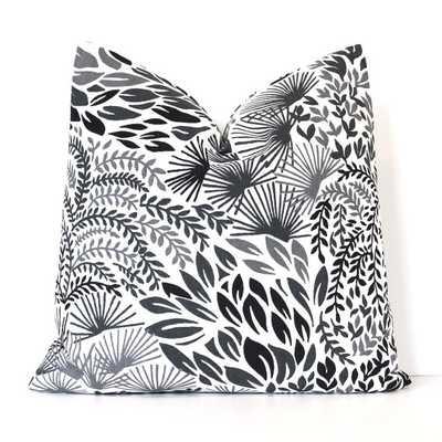 """Decorative Designer Pillow Cover - 17"""" x 17"""" - Insert Sold Separately - Etsy"""