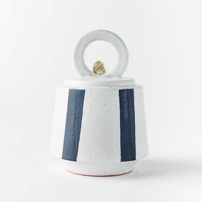 Nautical Ceramic Bells - West Elm