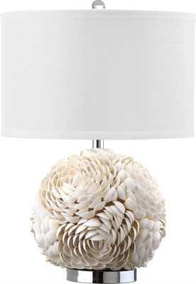 PAULEY TABLE LAMP DESIGN BY SAFAVIEH - Burke Decor