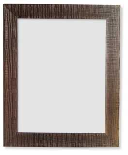Textured Frame, 8x10, Gray - One Kings Lane