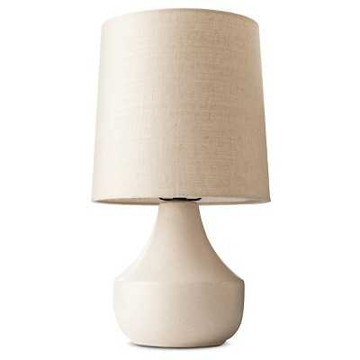 "Wren Accent Lamp - Cream - Thresholdâ""¢ - Target"