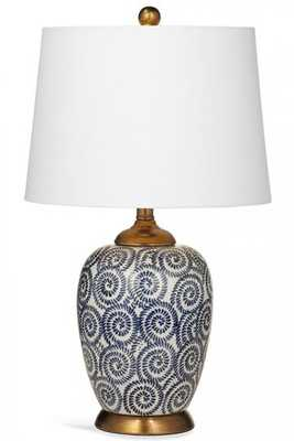 LAWTON TABLE LAMP - Home Decorators