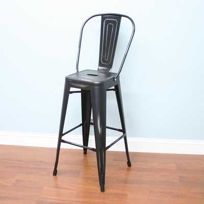 "29"" Bar Stool - Set of 2 - Wayfair"