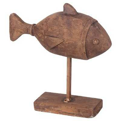 Ceramic Fish on a Stand - Target